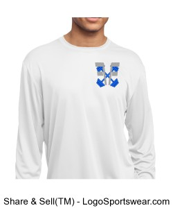 Success Is Key Long Sleeve Performance Design Zoom